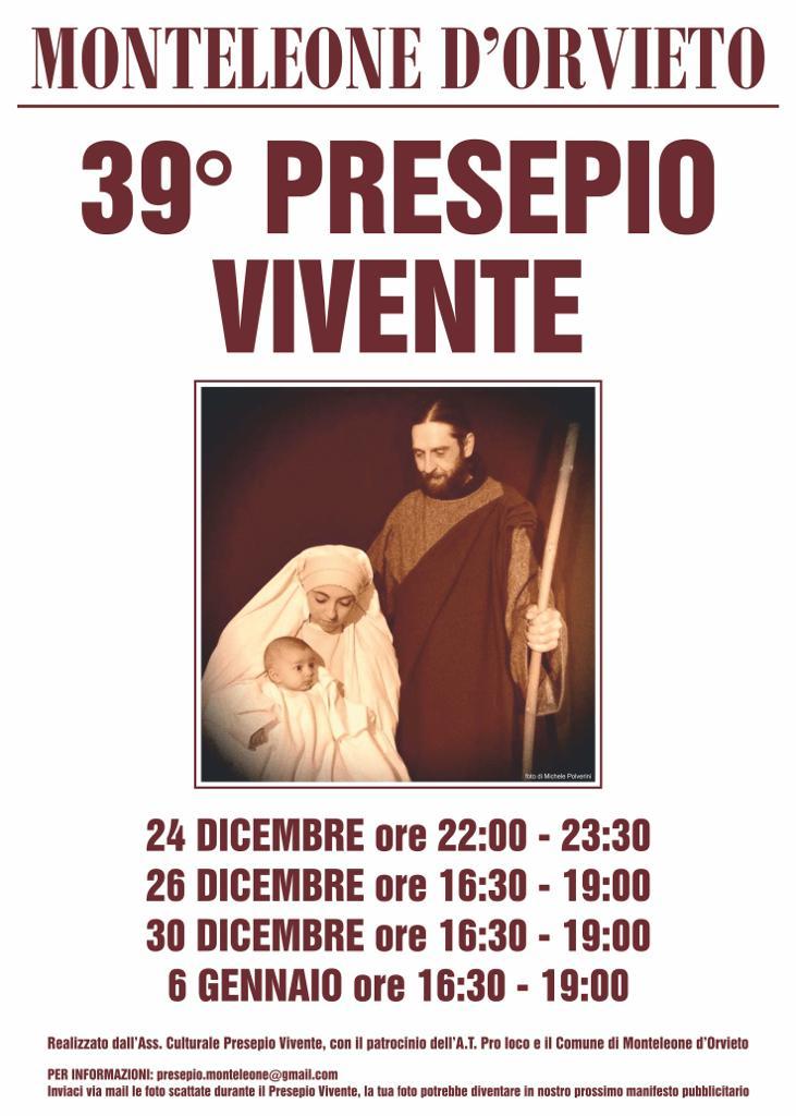 PRESEPIO VIVENTE