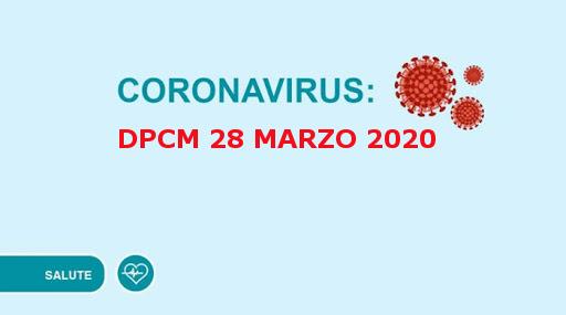 COVID-19 Sostegno ai comuni, firmato il Dpcm del 28 marzo