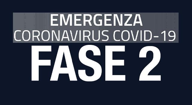 EMESSA ORDINANZA REGIONALE n.25 del 17.5.2020