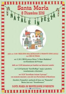 Il NATALE a Monteleone d'Orvieto