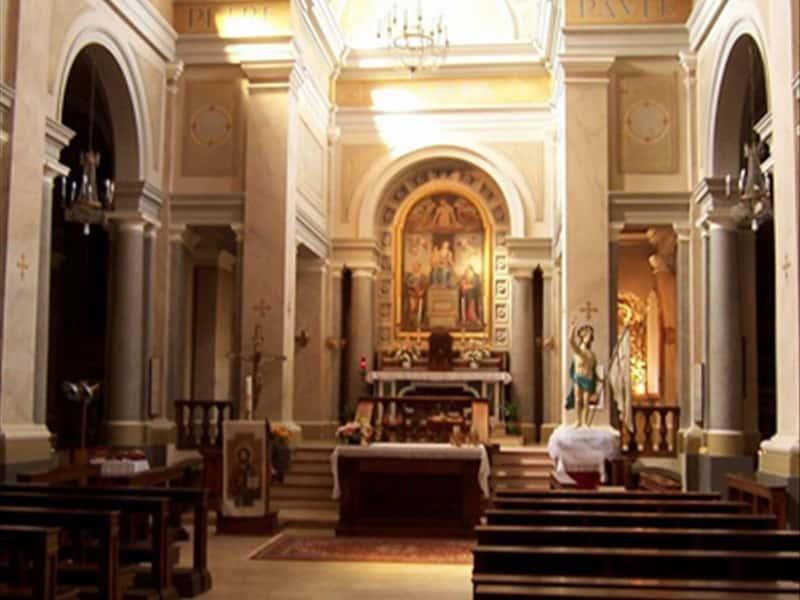 La Chiesa dei SS. Apostoli Pietro e Paolo